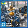 Automatische niedrige Kosten-konkrete Kleber-Block-Herstellungs-Maschine beenden