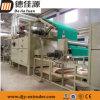 Esteira Machine Production Line para PVC Floor Spray Filament Carpet