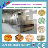 SUS Automatic Vegetable와 Fruit Microwave Drying Machine