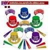 Decoração do feriado do jogo do partido dos anos novos dos artigos do partido (PQ1152)