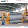 Pétrole de pyrolyse de 5 tonnes faisant la machine pour le recyclage des déchets de pneu