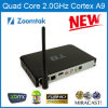 3D 4k2k TV Box con Quad Core Preinstalled Kodi