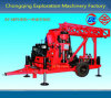 Crawler Tower 머드 Pump를 가진 경제적인 Price Large Torque Xy 2btc 500m Depth Water Well Drilling Rig