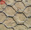 Acoplamiento de Gabion del alambre (acoplamiento de piedra de la jaula)