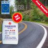 Dióxido Titanium do Rutile do uso da pintura da marcação de estrada
