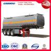 ISO CCCは3車軸60cbm 30t化学タンクトレーラーを承認した