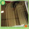 Neues Produkt-Höhenruder-Tür-Umhüllung-Spiegel-Radierungs-Edelstahl-Blatt im Großhandelspreis