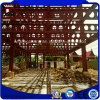 Marco del taller de la estructura de acero de la construcción de la estructura de acero