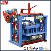 Machine de fabrication de brique QMJ4-35 concrète pour le bloc creux et standard
