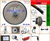 Wheel personalizzato Size Electric Bicycle Conversion Kit con Roller Brake