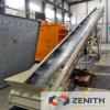 La cinta transportadora Disponible para planta de trituración, Banda transportadora de goma