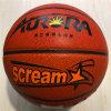 Baloncesto barato de Desgastar-Resistencia modificado para requisitos particulares baloncesto de la PU de la calidad 8pieces 4#5#6#7#
