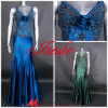 Abend-Kleid/Abschlussball-Kleid genehmigt durch SGS (8674)