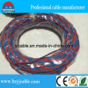 Câble Twisted d'isolation de PVC de conducteur d'en cuivre de basse tension