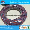 De Verdraaide Kabel van pvc van de Leider van het Koper van het lage Voltage Isolatie
