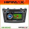 GPS van de Auto DVD van Hifimax het Systeem van de Navigatie voor Nieuw Mazda 3 (hm-8934G)