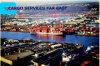 Serviço de transporte FCL/Lcl de China a Rades