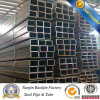 Carbon comum Square e Rectangular Steel Pipe