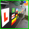 Label adesivo Printing Vinyl Car Sticker para Decoration