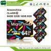 Карточка 16GB SD типа 10 OEM 16GB микро-