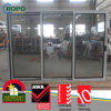 Porta interior da cozinha de UPVC, portas deslizantes plásticas interiores