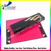 Caja de regalo cosmética de la impresión de papel plegable con el sellado caliente