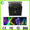 цветастый лазер RGB света этапа 5W