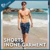Os Mens de Inone M009 nadam calças curtas dos Shorts ocasionais da placa