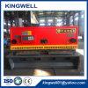 Guilhotina hidráulica/máquina de estaca de corte da máquina/placa/cortador do metal/inoxidável