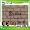 Panel de revestimiento exterior incombustible del apartadero del cemento de la fibra