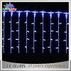 Рождества праздника занавеса Icicle светлого напольный освещает 220V/110V