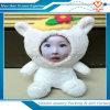 Poupée de photo de peluche bourrée par 13cm de poupée du visage 3D personnalisée par cadeau créateur