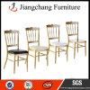 金のナポレオンの卸し売りスタック可能椅子(JC-NP05)