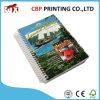 Spiral Binding Libro de tapas duras Impresión UV Reserva de impresión