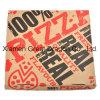 Capa triple del rectángulo durable de la pizza de Kraft del papel (PB160623)