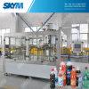 Machine de remplissage carbonatée d'eau potable