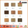 17 ans d'expérience 15 ans de matière composite en aluminium en bois de garantie (vente chaude d'ideabond)