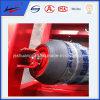Tensor de borracha do rolo para o transporte da correia do transporte do material de maioria