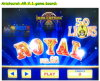 Note Casino Boards Gambling Slot Boards Wms 3 in 1 Royal Boards AR Version 50 Lions Queen des Nil-Inders Dream