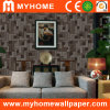 Pvc Wall Paper van de douane voor Decoration