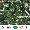 中国の工場人工的な緑は縦の庭を去る