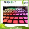 RGB緩和されたLEDのダンス・フロアのタイル