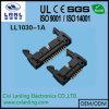 DC2 gehulde Vierkante Speld 2.54mm van het Type van Klink van de Kopbal S/T Grote