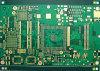 4 capas 2u '' Inmersión chapado en oro PCB