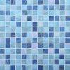 mosaico de la piscina de 20*20m m, azulejo de la pared del mosaico, mosaico del vidrio cristalino