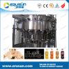 キャッピング装置を満たす良質の炭酸塩化された飲み物