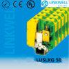 Bloco de conetor do fio do cabo com CE (LUSLKG 50)