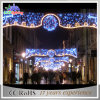 Indicatore luminoso di via decorativo esterno di natale di RoHS IP65 LED del CE