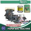 Bolsas de papel de múltiples funciones de la válvula que hacen la máquina