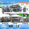 탄산 Beverage Filling Machine 또는 Soft Drink Production Line